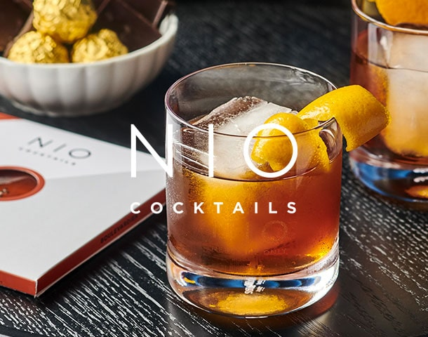 Distillati Nio Cocktails