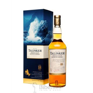 Whisky Single Malt 18Y TALISKER