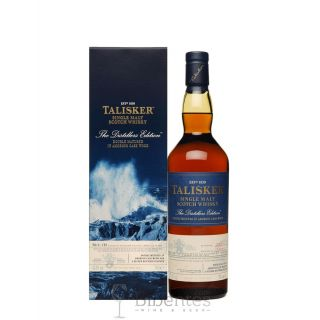 Whisky Single Malt Distillers Edition TALISKER