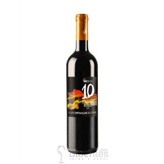 "Toscana Rosso IGT ""10"" - PODERE ARIZZI 2013"