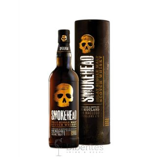 Whisky Single Malt Smokehead