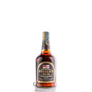 British Navy Rum PUSSER'S